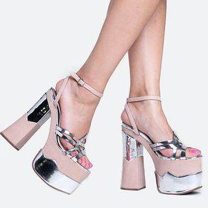 Jeffrey Campbell Ambrose Platform Sandals